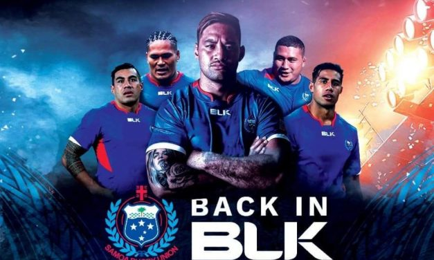 NEWS: Manu Samoa Rugby Union signs BLK Sport kit deal – Rugby Shirt Watch