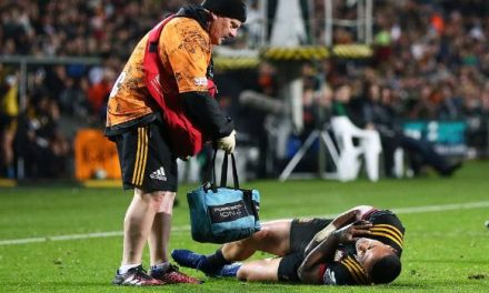 Chiefs to play waiting game on injured crew ahead of Super Rugby quarterfinal