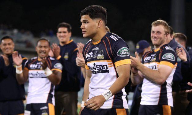 Rising Kiwi star repays Brumbies coach's big call in Super Rugby Australia victory | Stuff.co.nz