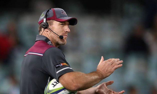 Brad Thorn weighs up Queensland Reds future after Super Rugby Australia final loss | Stuff.co.nz