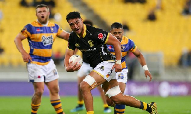 Mitre 10 Cup: Wellington farewell All Blacks, see off Bay of Plenty for back to back wins | Stuff.co.nz