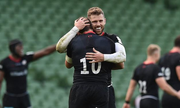 Saracens cast off salary cap shame to make English rugby proud with huge win over Leinster | Daily Mail Online