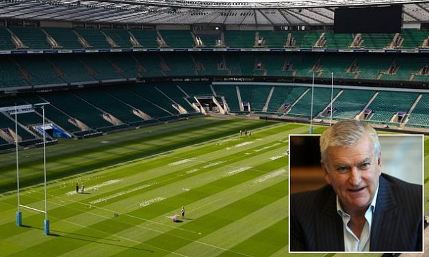 RFU plead for state help and government bailout to save English rugby | Daily Mail Online