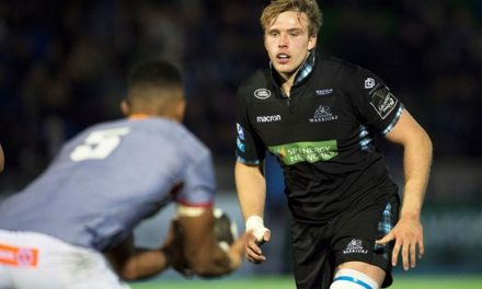 Glasgow is first rugby union client of sponsorship tracking firm GumGum Sports