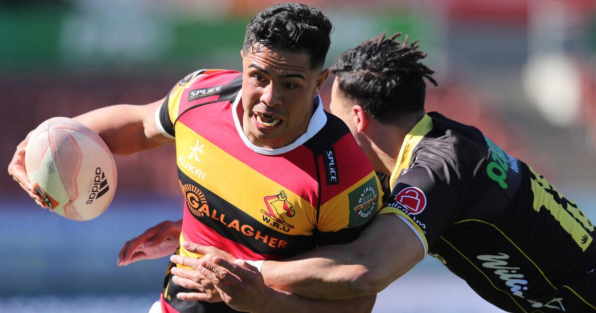 'I was a bit nervous': All Blacks stars opens up on nerve-racking provincial return for Waikato