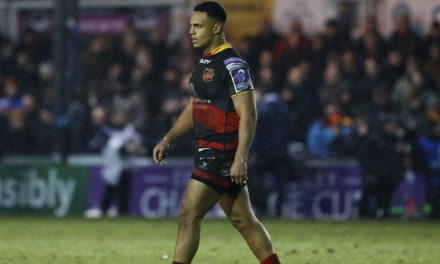 Ashton Hewitt's anti-racism message has reached new heights with PRO14 takeover