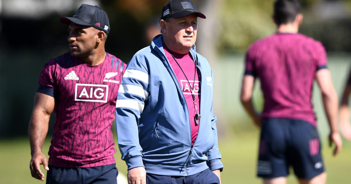 Ian Foster confirms All Blacks boycott not on the cards – yet