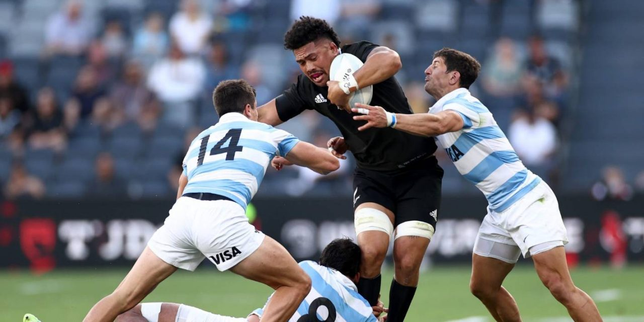 All Blacks v Argentina: Famous victory for Pumas as All Blacks crumble in Sydney  | Stuff.co.nz