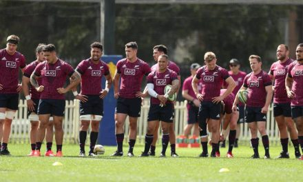 'There will be changes': All Blacks coach reveals youngsters and rookies in selection mix for Bledisloe Cup IV