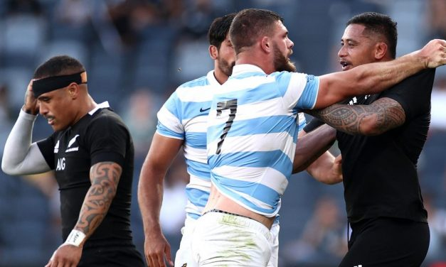 'That Argentinian seven jersey was just everywhere' – the players who led the Pumas to victory over the All Blacks