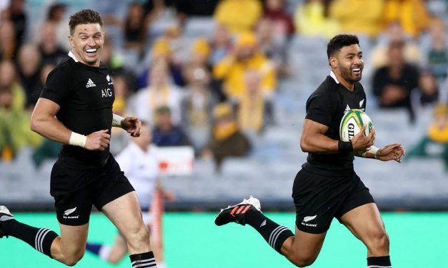 'We probably will see Richie slot back in': The All Blacks facing the chopping block after loss to the Wallabies