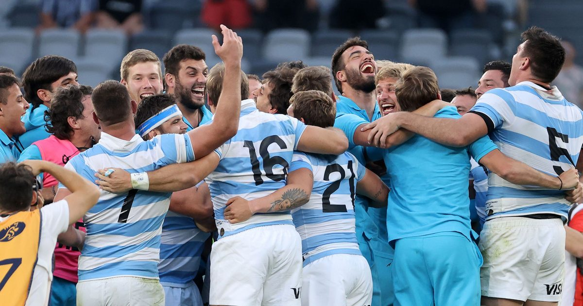 'Pumas making an absolute mockery of the Springboks decision' – Fans turn on world champions following Pumas historic win over All Blacks