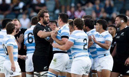 'Just smile and walk away' – The All Blacks won't get drawn in by 'jesting' Pumas says Foster