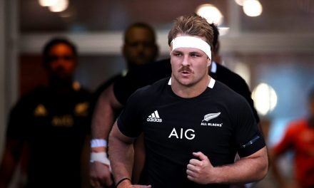 'It's not the easiest job in the world' – Foster's praise for Cane after All Blacks silence doubters
