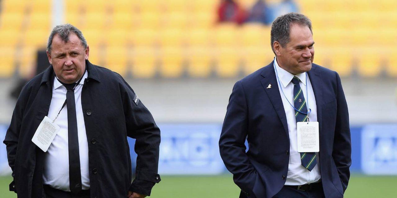 All Blacks vs Australia: Early acid-test for Ian Foster in quest for Bledisloe redemption    Stuff.co.nz
