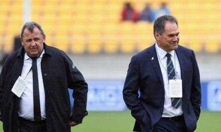 All Blacks vs Australia: Early acid-test for Ian Foster in quest for Bledisloe redemption  | Stuff.co.nz