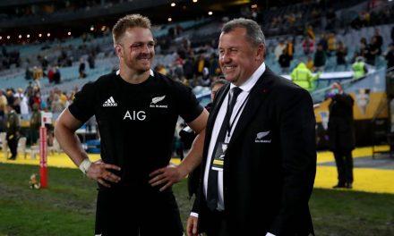 All Blacks vs Australia: Ian Foster, Sam Cane — 'We're building something special' | Stuff.co.nz