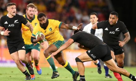 All Blacks v Australia: Wallabies down the All Blacks in a red card fest in Brisbane | Stuff.co.nz