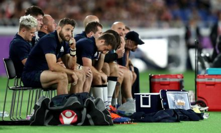 Why Scottish rugby is in a very different place a year on from arguably the nation's most humiliating defeat in Yokohama