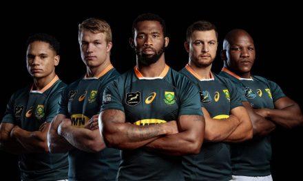 Springboks unveil commemorative jersey for 2021 British and Irish Lions tour