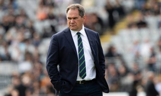 All Blacks v Wallabies: 'We needed to be better'. Dave Rennie reacts to loss | Stuff.co.nz