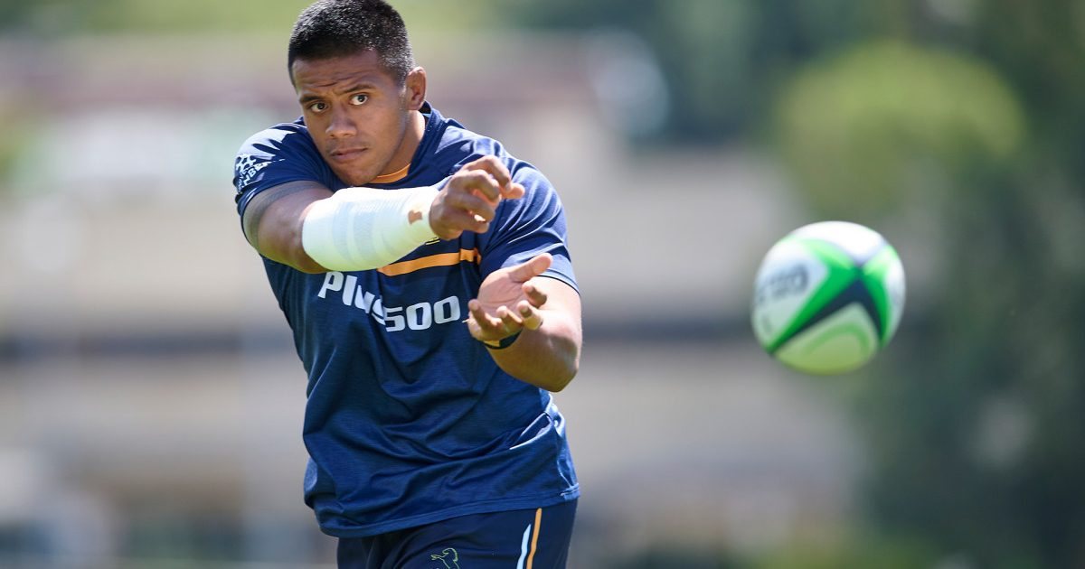 Brumbies captain Alaalatoa expecting a 'physical game up front' in their Super Rugby AU clash with the Western Force
