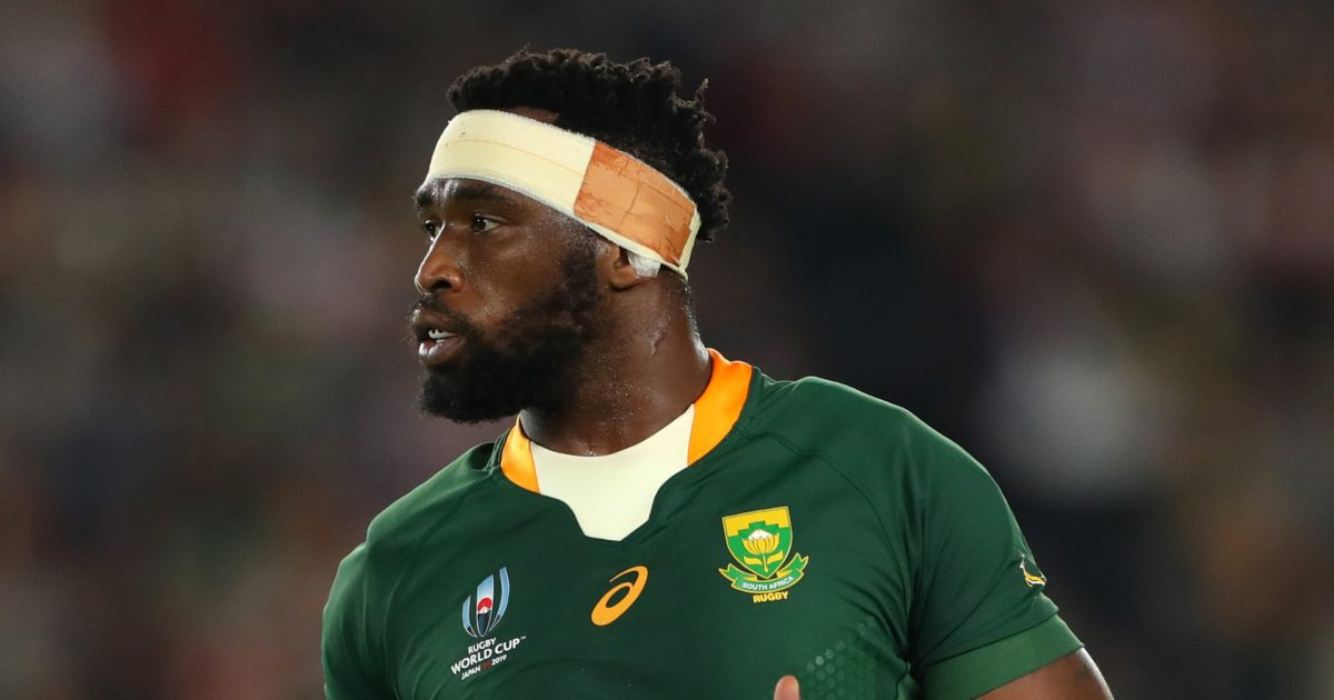 Springboks skipper Siya Kolisi explains move to the Sharks after Durban unveiling