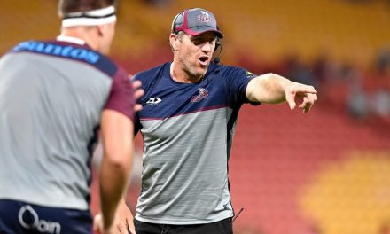 Brad Thorn's challenge to his Reds squad ahead of Super Rugby AU final re-match