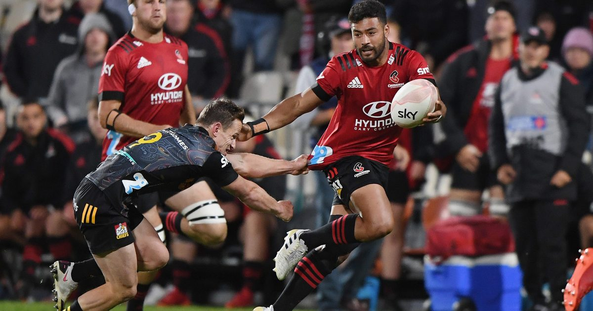 Five of the best: The top five players from round three of Super Rugby Aotearoa