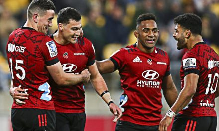 All Blacks pair back on deck for Crusaders in revenge match with visiting Hurricanes