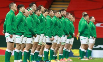 Entire Ireland rugby team REFUSES to 'take the knee' before Six Nations tie against Wales | The Irish Post