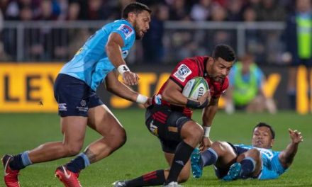 Phil Gifford: Crusaders and Hurricanes on a fast-track to Super rugby final