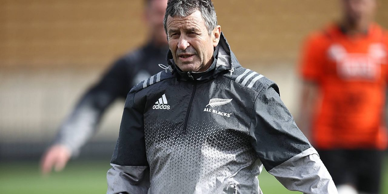 'We seem to have become robotic': Former All Blacks coach hits out at current state of rugby in New Zealand