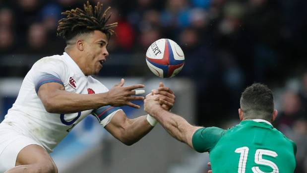 Double blow for Eddie Jones as star backs ruled out of England v All Blacks