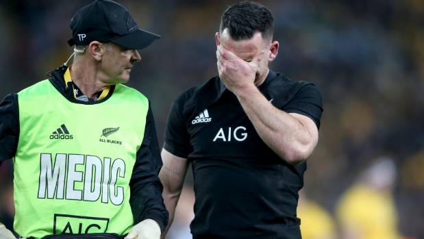 Signs 'positive' for Ryan Crotty, but All Blacks say take all the time he needs