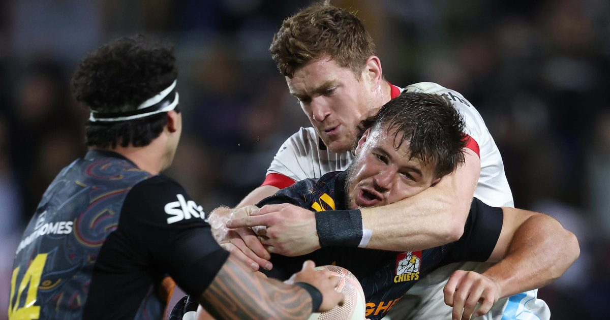 The key area where the Super Rugby Aotearoa final will be won and lost