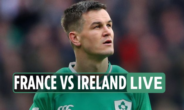 France vs Ireland rugby: Live stream FREE, kick-off time, TV channel and teams for TONIGHT'S Six Nations showdown