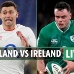 England vs Ireland rugby LIVE: Stream free, TV channel, score – Jonny May magnificent solo try in Autumn Nations Cup – The Sun