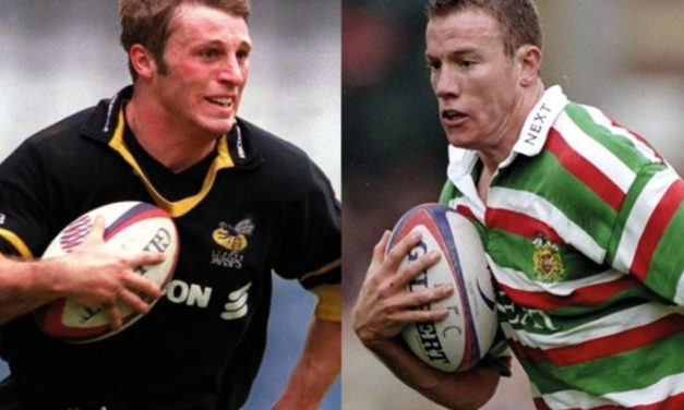 England rugby legends to captain teams in Richmond charity match this Sunday