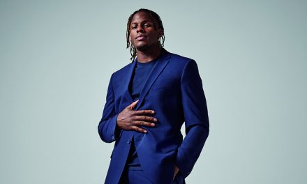 M&S announces new menswear partnership with England rugby star Maro Itoje